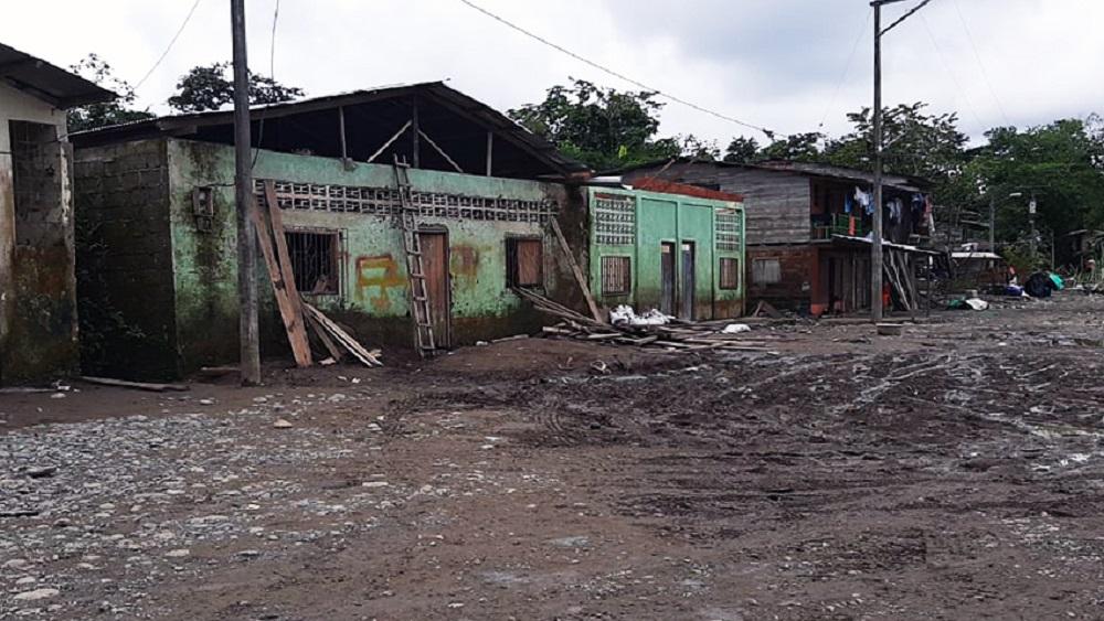 Choco, uno de los departamentos más afectados por las lluvias