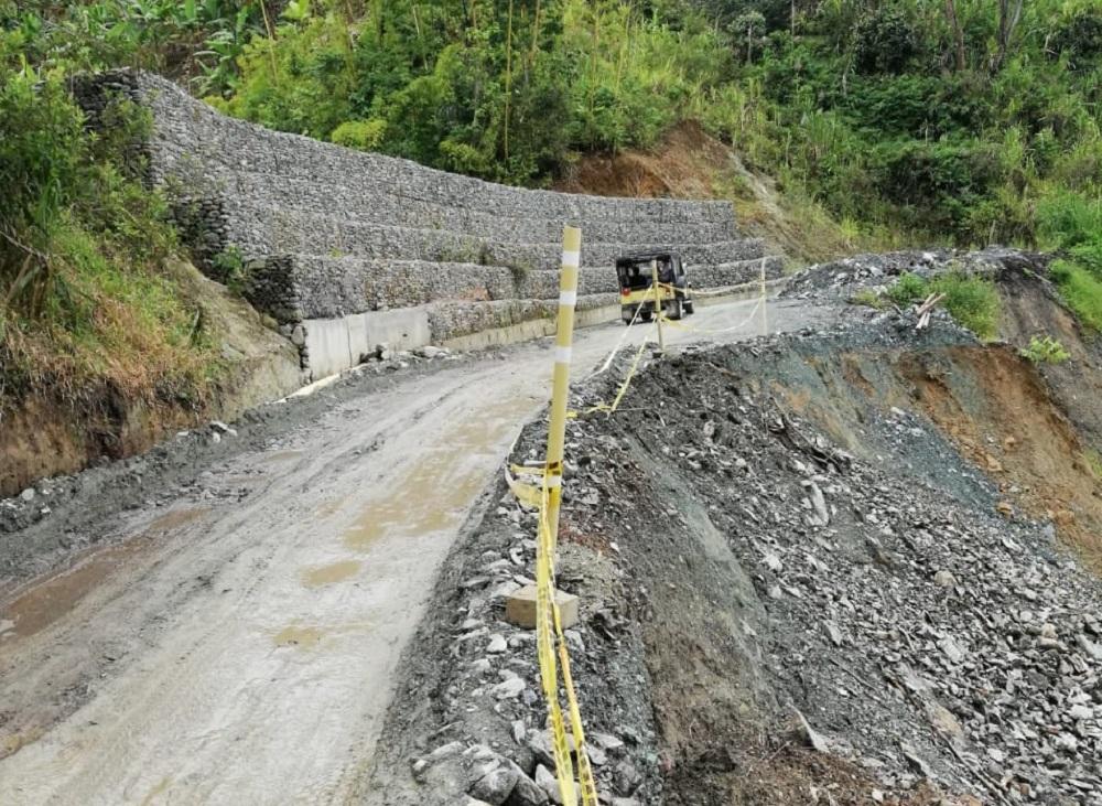 Caldas, uno de los departamentos más afectados por las lluvias