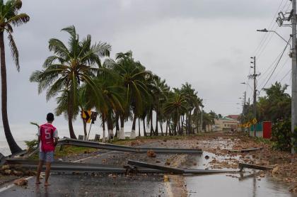 Los 10 departamentos más damnificados por lluvias en Colombia