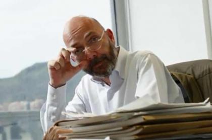 Ricardo Calderón, exdirector de la Revista Semana.