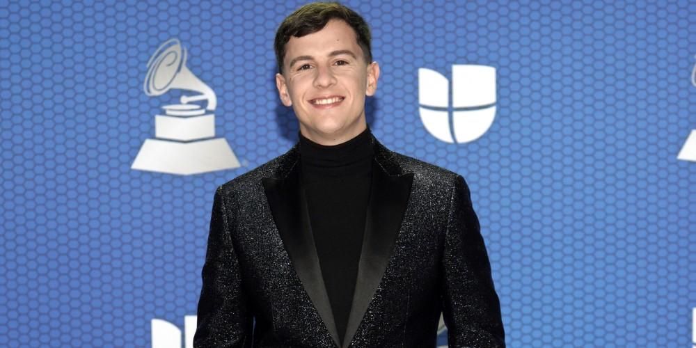 Guaynaa, en los Grammy Latinos 2020.