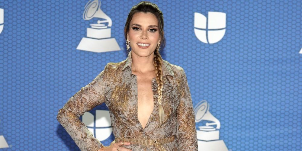Kany García, en los Grammy Latinos 2020.