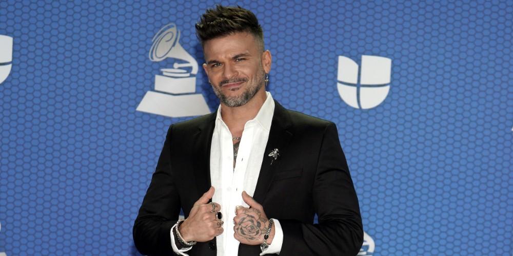 Pedro Capó, en los Grammy Latinos 2020.