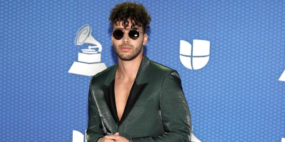 Prince Royce, en los Grammy Latinos 2020.