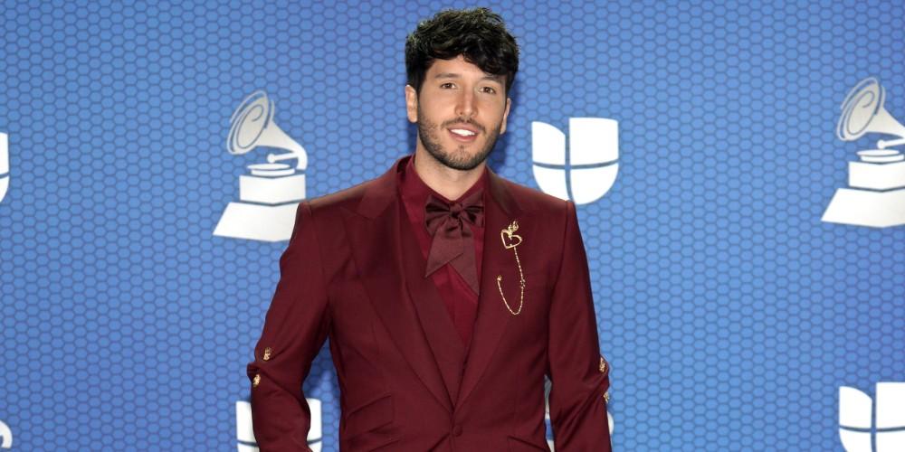 Sebastián Yatra, en los Grammy Latinos 2020.