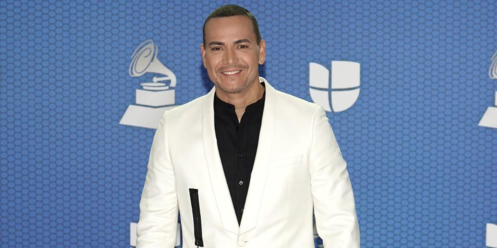 Victor Manuelle, en los Grammy Latinos 2020.