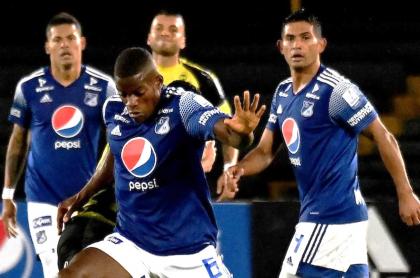Millonarios, eliminado de Copa Colombia por Alianza Petrolera. Imagen de referencia de Millonarios.