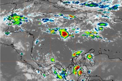 Las condiciones para que se forme un nuevo huracán en el caribe colombiano ahora son del 0 %, para los próximos 5 días.