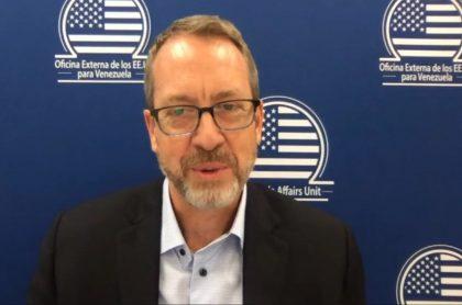 James Broward Story, recién nombrado embajador de Estados Unidos en Venezuela