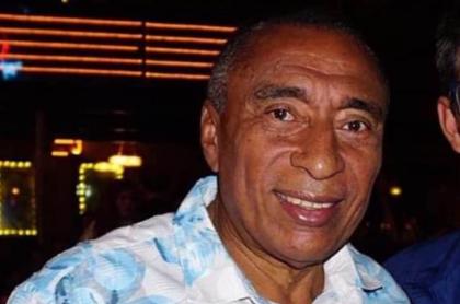 Romualdo Brito, quien falleció este 20 de noviembre