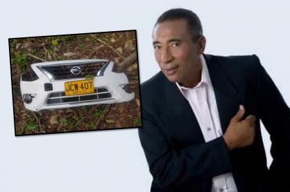 Romualdo Brito: video del accidente en el que murió.