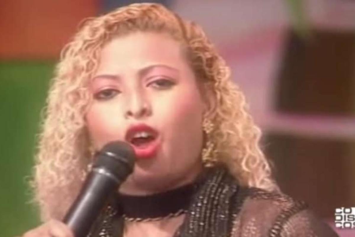 Patricia Teherán, cantante vallenato que falleció en accidente de tránsito