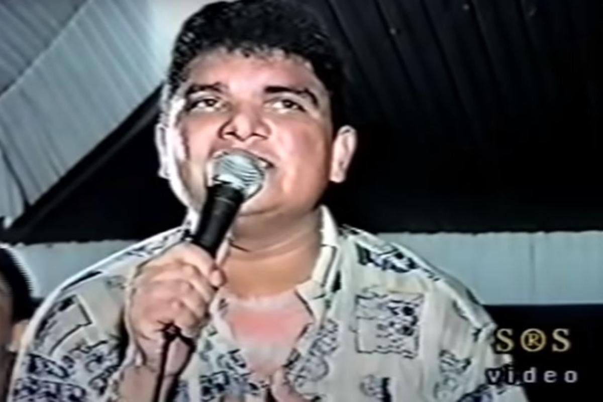 Jesús Manuel Estrada, cantante vallenato que falleció en accidente de tránsito