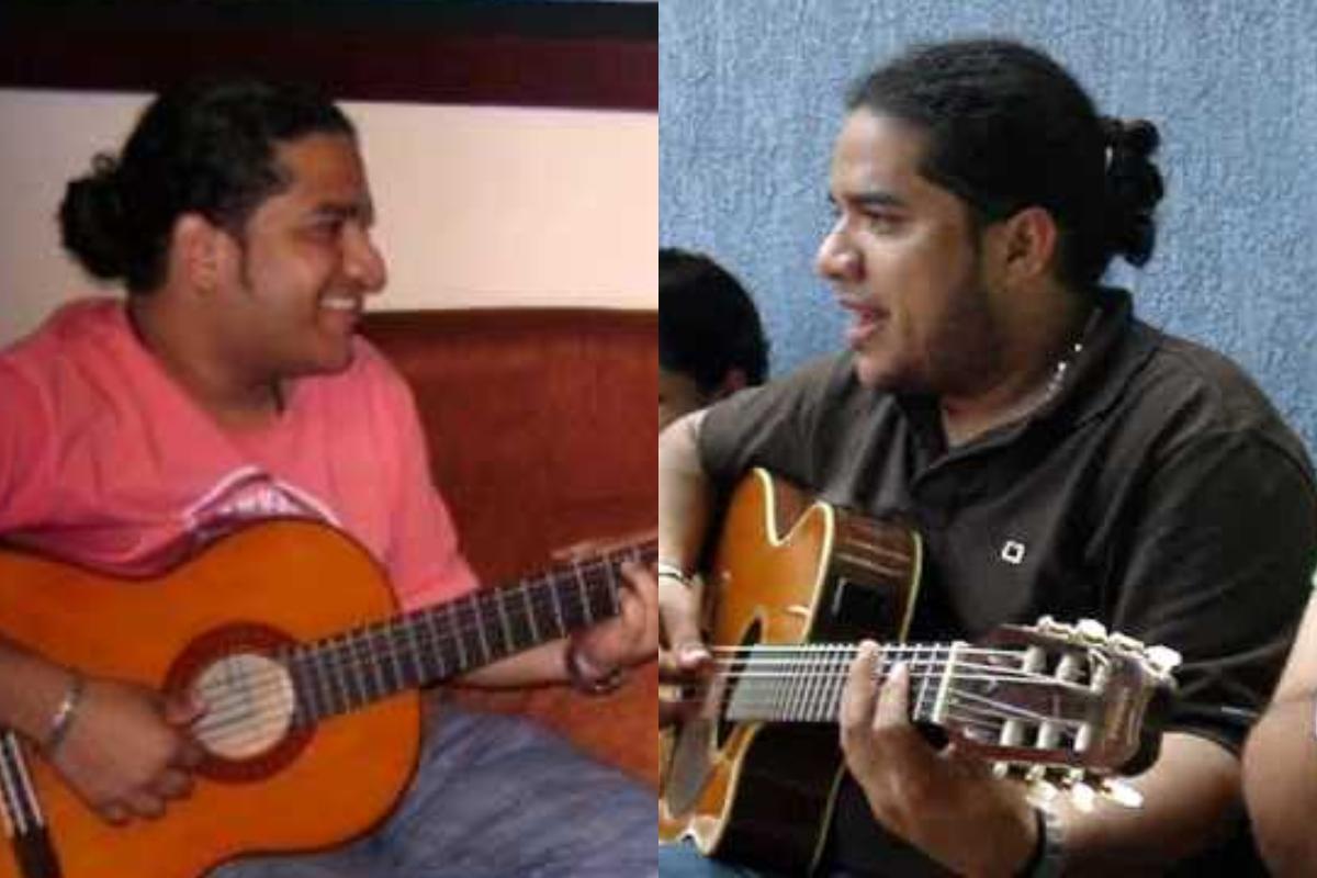 Leonardo Gómez, cantante vallenato que falleció en accidente de tránsito