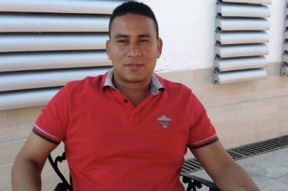Bryan Steven Montes, excombatiente de las Farca asesinado en Putumayo.