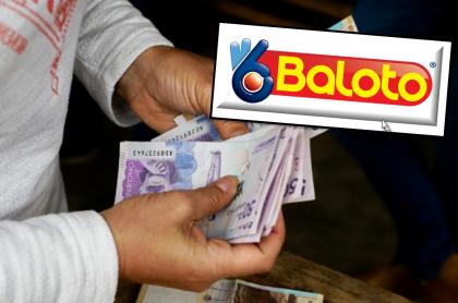 Foto ilustrativa nota sobre de los resultados del Baloto del 24 de abril y ganadores.