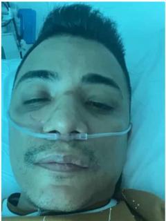 Mauricio Bastidas, actor que dice que se está muriendo