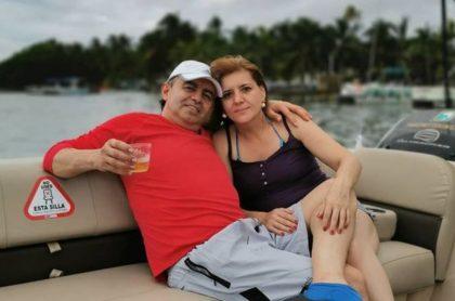 A humorista 'Carroloco' lo cogió el huracán Iota en San Andrés; estaba celebrado su aniversario