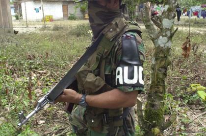 Miembro de las AUC
