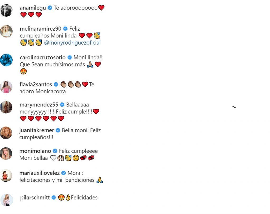 Instagram monyrodriguezoficial.