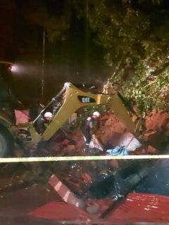Siete personas murieron por un deslizamiento, enAntioquia