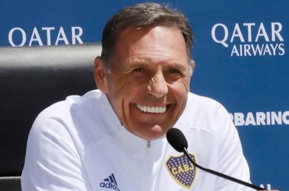 Según Camacho, en Colombia quieren a Russo para la Selección. Imagen de referencia del entrenador.