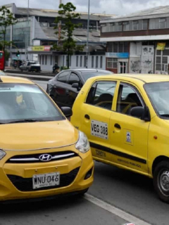 Taxistassí irána paro nacional este 25 de noviembre