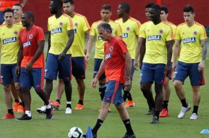 La Selección Colombia podría tener un nuevo entrenador con la posible salida de Carlos Queiroz.