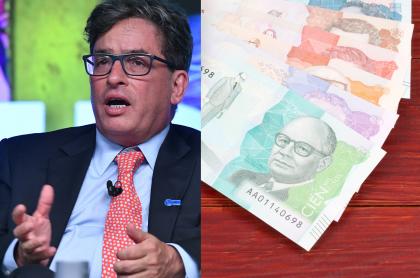 El ministro de Hacienda, Alberto Carrasquilla, quien afirmó que Colombia debe prepararse para una nueva reforma tributaria en 2021. (Fotomontaje Pulzo).
