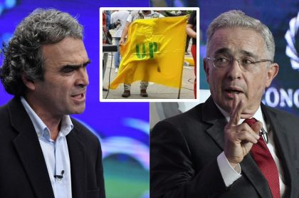 Centro Democrático critica a Fajardo y la UP se burla