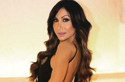 Yuni Carey, modelo transexual, quien fue asesinada pos su esposo.