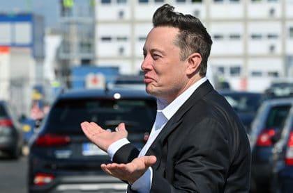 Elon Musk, fundador de Tesla y SpaceX.