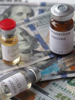 Beneficios económicos para farmacéuticas que desarrollan vacunas contra coronavirus.