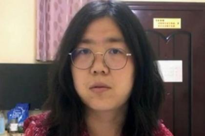 Zhang Zhang, periodista que denunció COVID-19 en Wuhan, sería condenada 5 años de prisión.