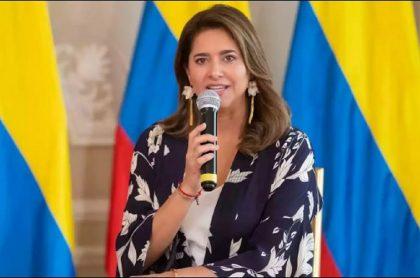 María Juliana Ruiz, esposa de Iván Duque, dio positivo para coronavirus