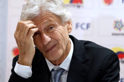 Según Jesurún, no han llamado a Pékerman para la Selección Colombia. Imagen del entrenador argentino.