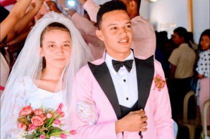 La historia de amor de Maryuri Franco y Jaír Lara terminó en pesadilla, en Santa Marta.