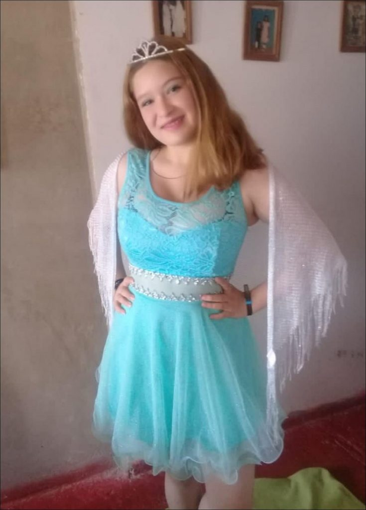 Sharic Lizeth Márquez Téllez, de 15 años, desapareció de su casa en Ciudad Bolívar, en Bogotá