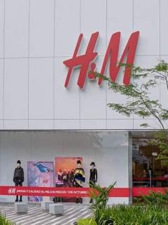 H&M fue uno de los comercios que no se acogió al pasado día sin IVA en Colombia.