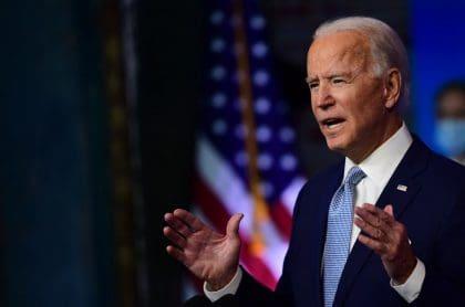 Biden tumbaría medidas migratorias de Trump.