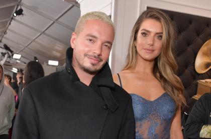 Foto de J Balvin y su novia Valentina Ferrer, quienes están embarazados