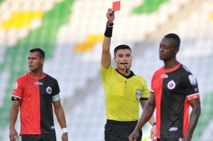 Imagen de referencia del Cúcuta Deportivo, equipo que dejaría de existir al ser desafiliado de las Dimayor