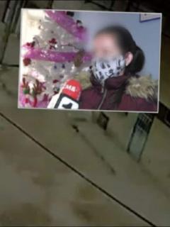Mujer víctima de violencia dice que su pareja la persigue y amenaza con echarle ácido al rostro, en Bogotá
