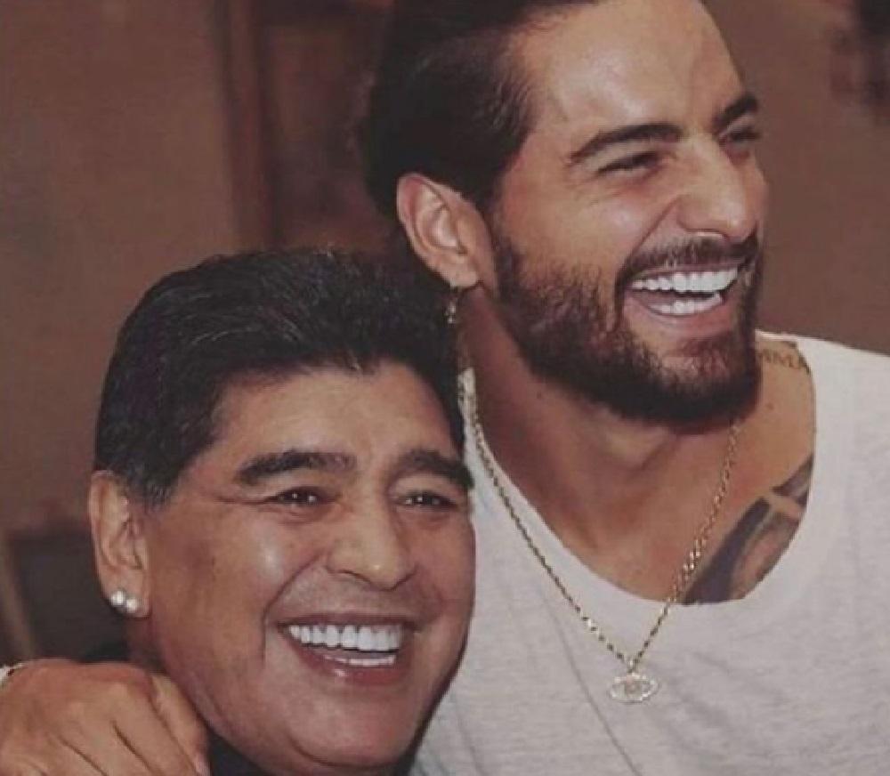 """Maluma dijo que se fue """"lo más grande que ha tenido el fútbol"""" / Tomada de la cuenta de Instagram de Maluma."""