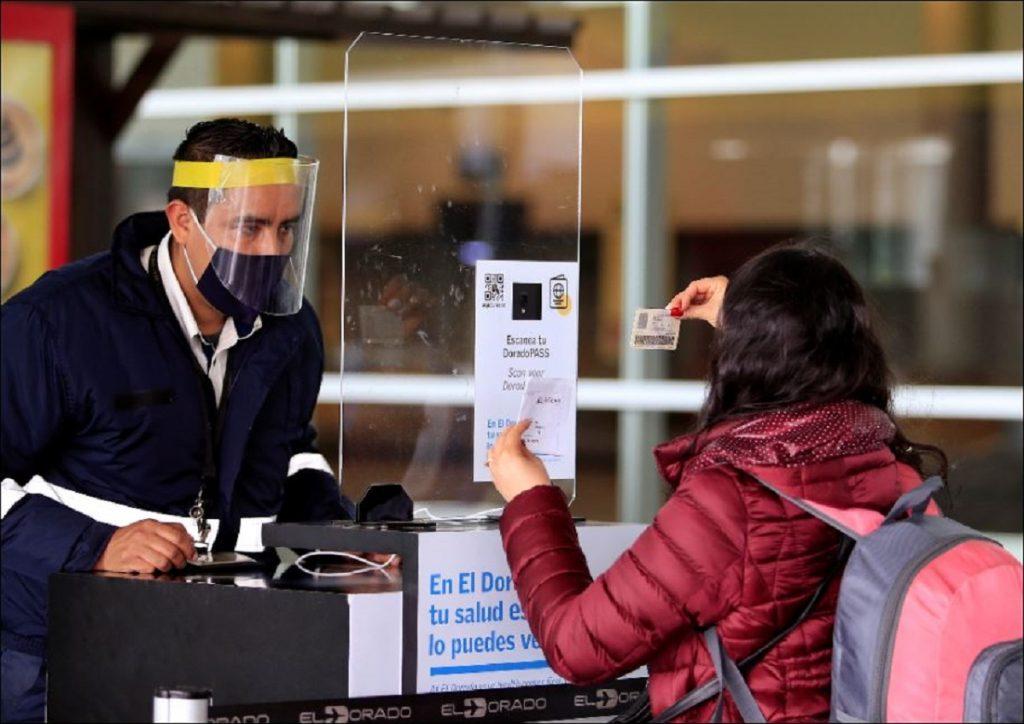 Aeropuerto El Dorado / AFP