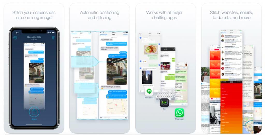 Captura de pantalla de App Store