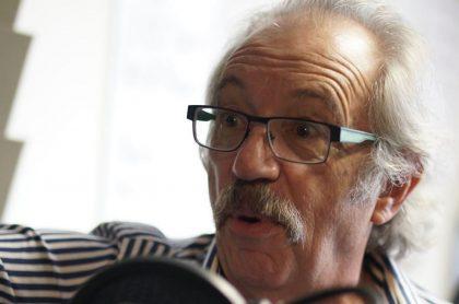 Manolo Bellon, el reconocido disc jockey colombiano.