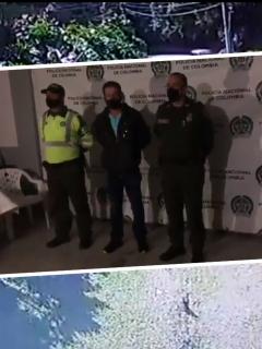 Conductor que atropelló con su camioneta Nissan a 3 ciclistas en La Ceja, Antioquia, ya está en poder de las autoridades; pidió perdón y dijo que no se percató del accidente.