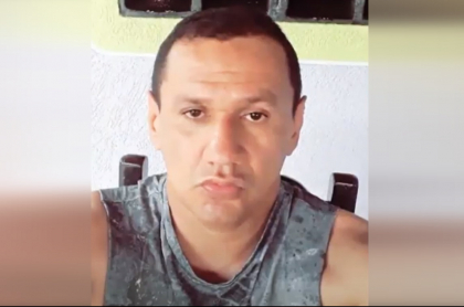 Marlon Marín no sería un gran conspirador en la vida real. Imagen de referencia suya.