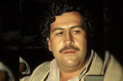 Foto de archivo de Pablo Escobar, sobre quien se conocieron nuevos detalles consignados en el acta de su autopsia.